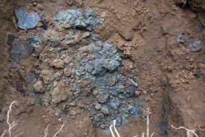 leaking oil ground contamination